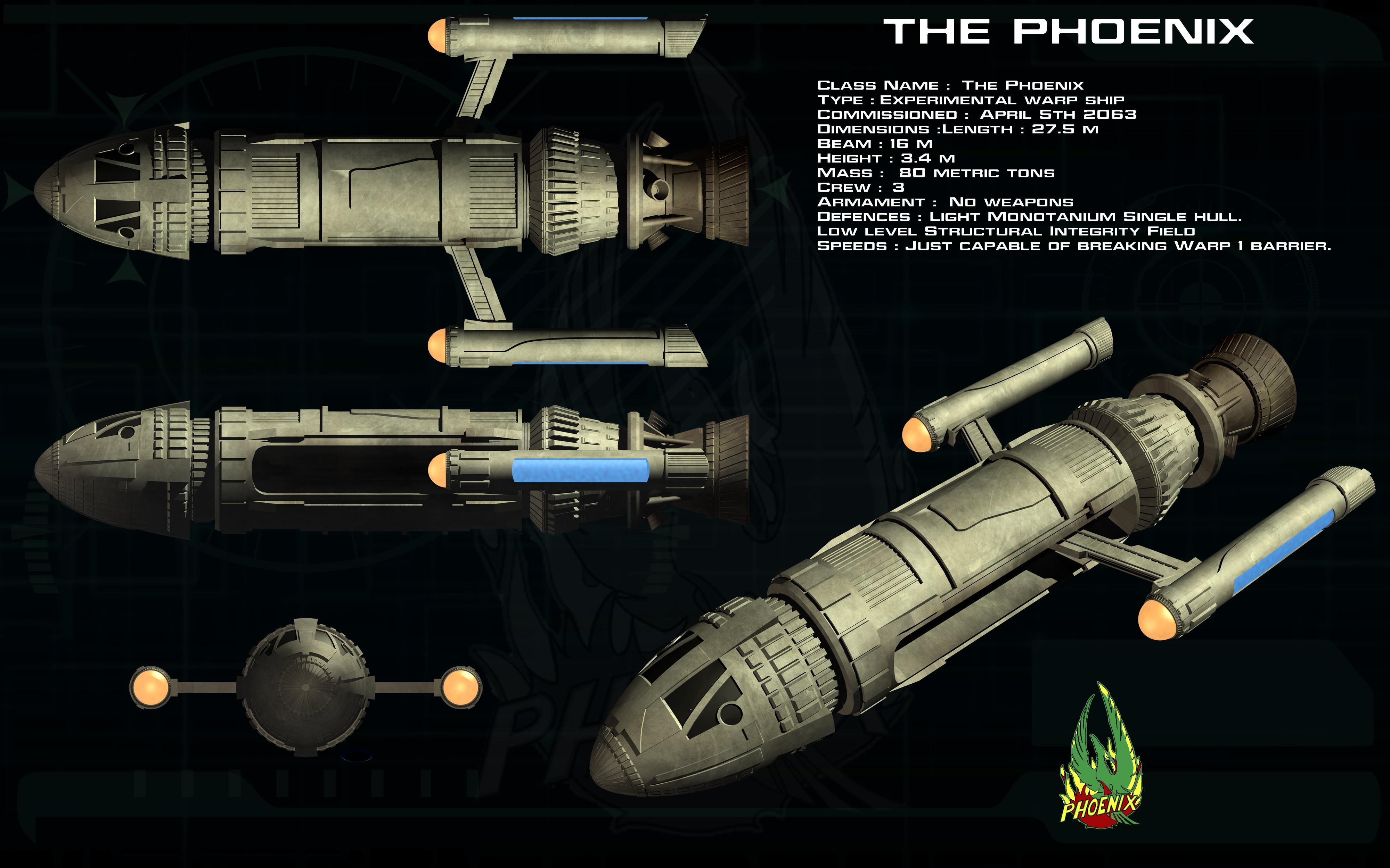 The Phoenix | StarMade Dock