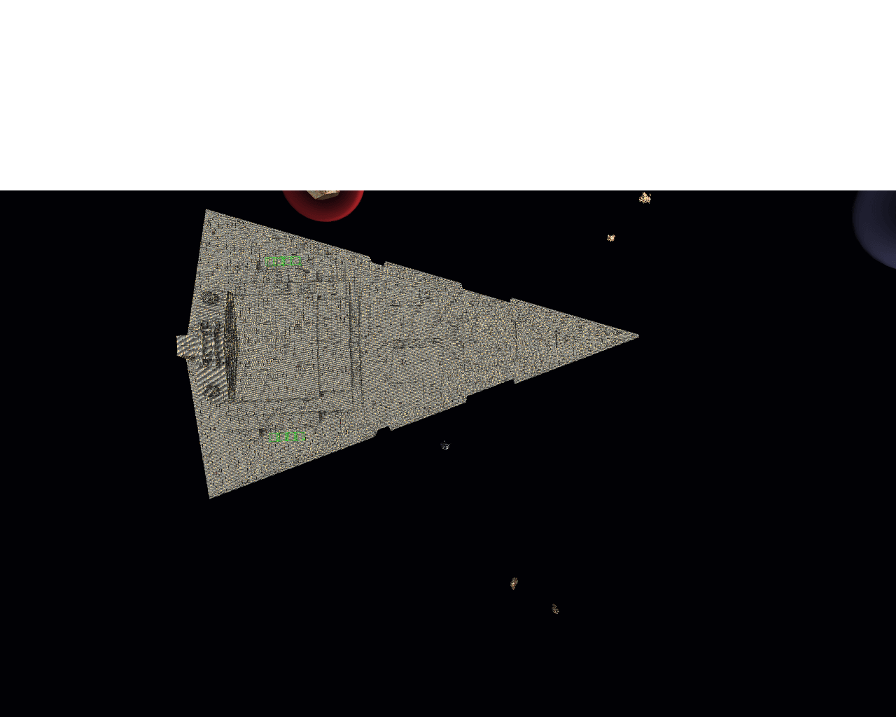 1:1 Imperial star destroyer | StarMade Dock