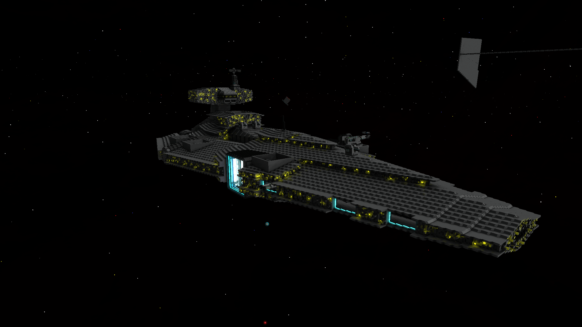 Centurion Star Destroyer | StarMade Dock