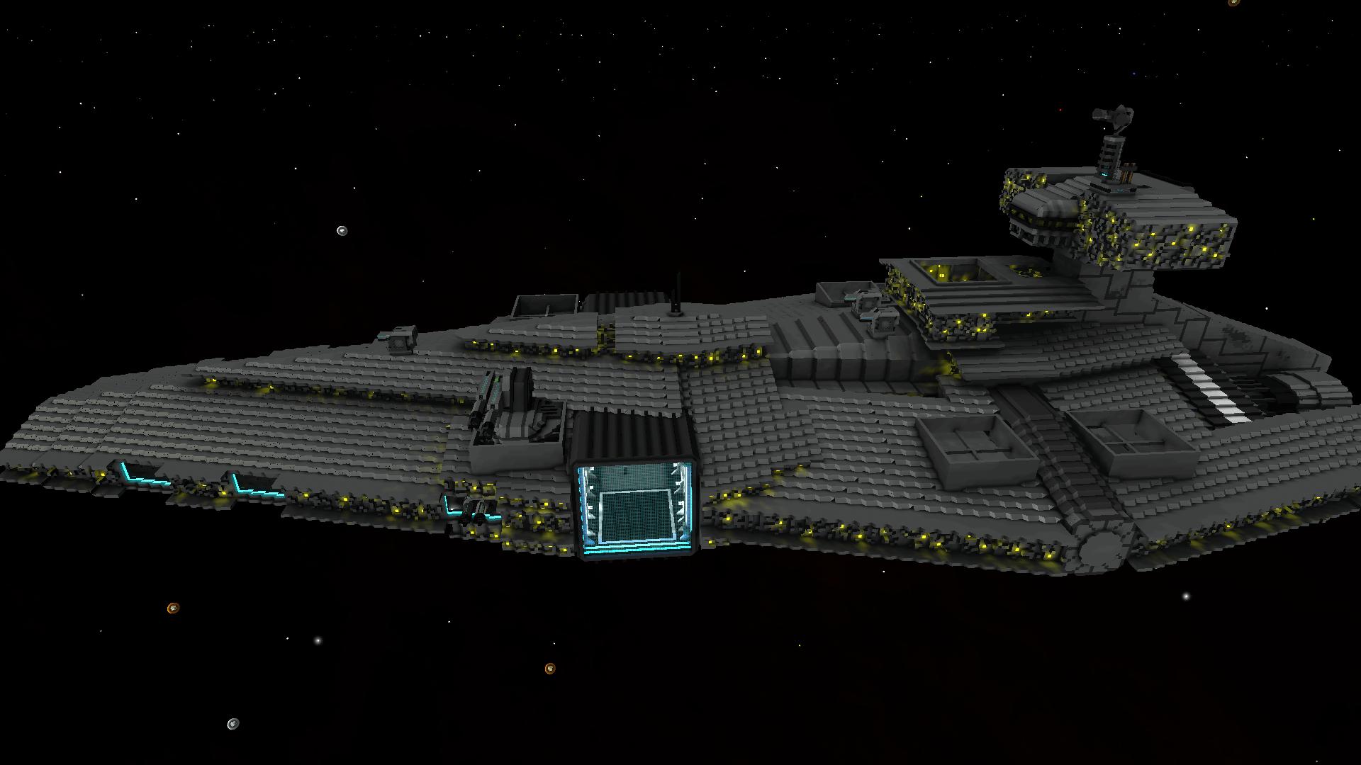 Centurion Star Destroyer StarMade Dock