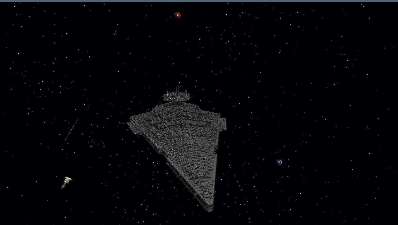 Victory-class stardestroyer   StarMade Dock