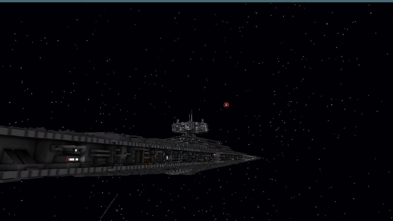 Victory class stardestroyer StarMade Dock