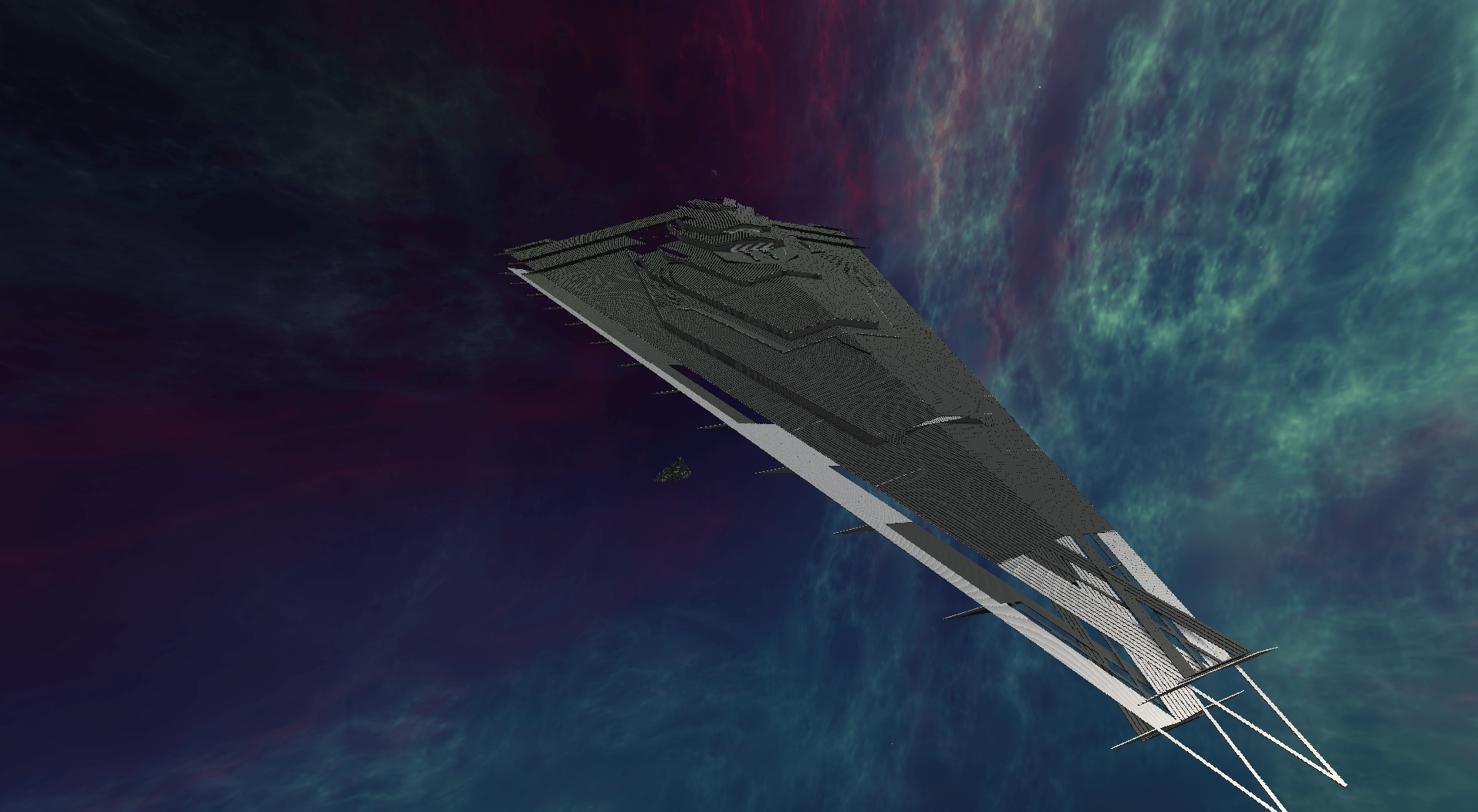 TSO Star Destroyer | StarMade Dock