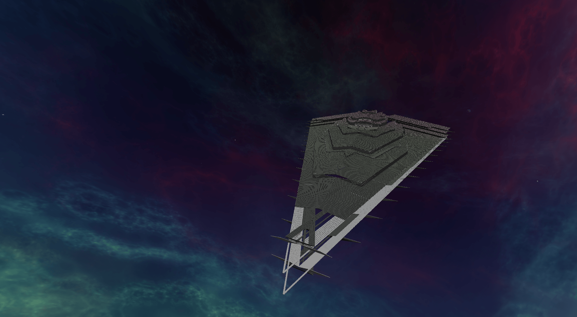 TSO Star Destroyer - Updates | StarMade Dock