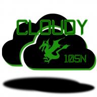 Cloudy 105 N