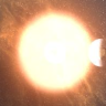 "Firey Balls of Fire mod - Replacement for ""bloomed"" suns."