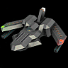 Apr2015 Challenge Build: Raptor-class Aerospace Fighter Drone