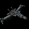 Apr2015 Challenge Build: Falcon-class Aerospace Superiority Fighter