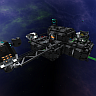 Oz Platform (with mini fleet, toggable turrets+autodoors, undockable public dock)