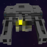 Battlestar Galactica Main Battery Turret